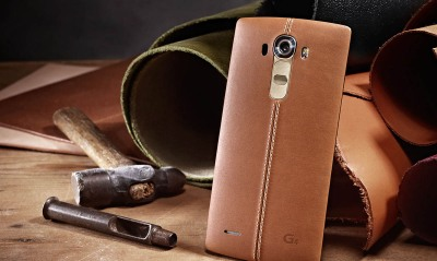 LG unveils new G4 smartphone, with pro camera features and