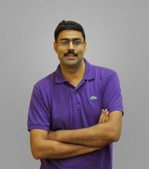 Manish Agarwal, the chief executive of Nazara