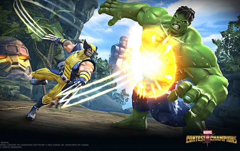 Marvel: Contest of Champions