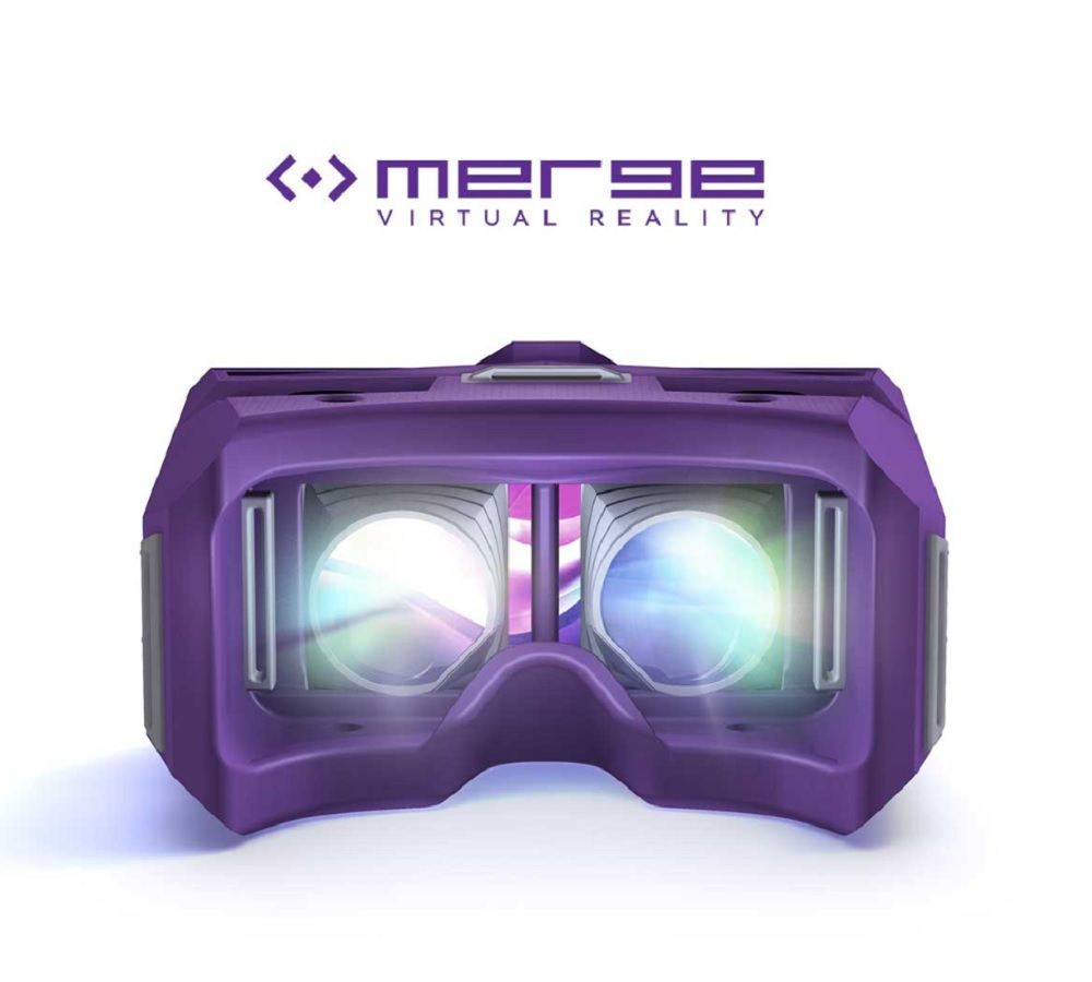 MergeVR goggles