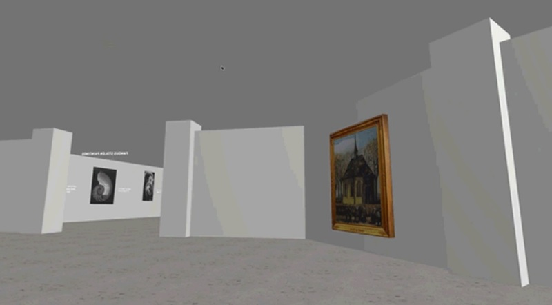 Museum of Stolen Art lets you view paintings in VR.