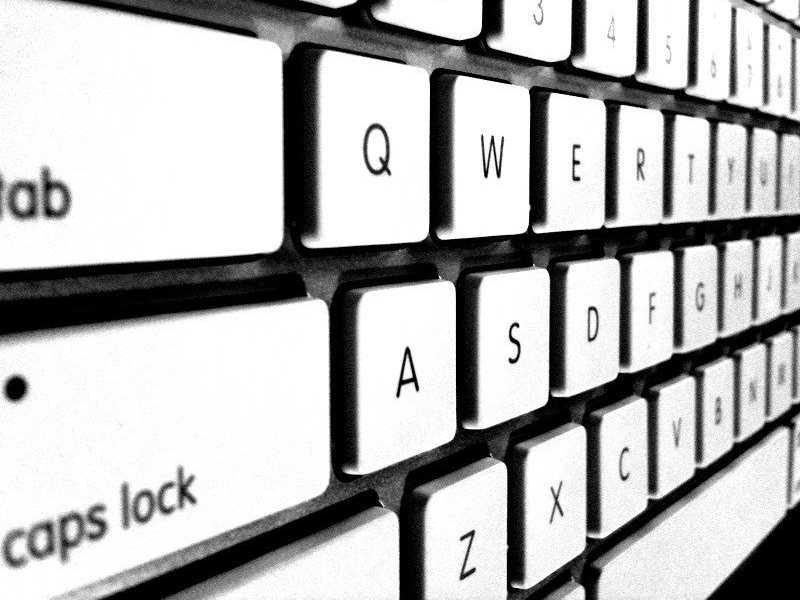 Caps lock.