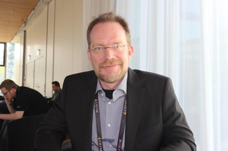 Stephan Reichart of Quo Vadis