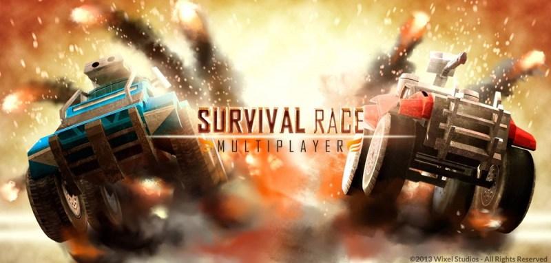 Survival Race raises awareness about global warming.
