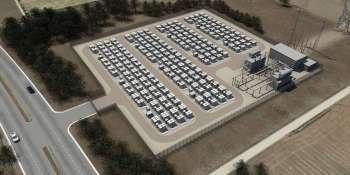 Amazon is testing Tesla's new energy storage batteries in California