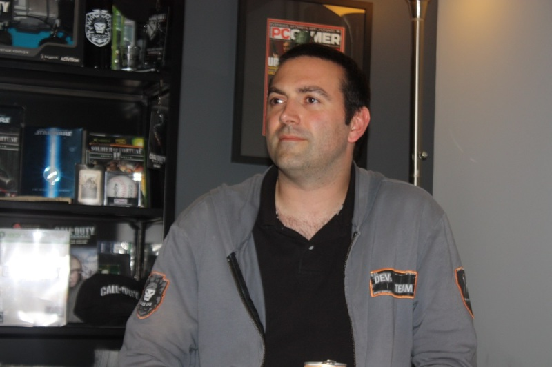 Jason Blundell of Treyarch