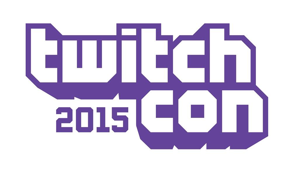 TwitchCon 2015 logo