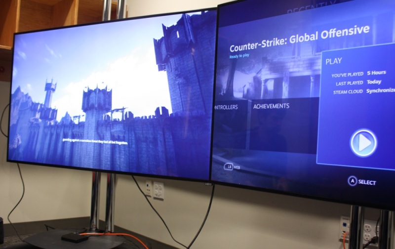 Valve Steam Machines, powered by System Link and Dell.