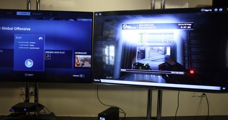 Valve Steam Machine powered by Falcon Northwest PC
