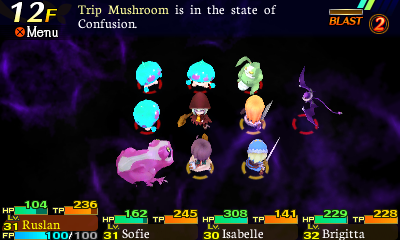 It's pretty easy to find yourself completely surrounded in a dungeon.