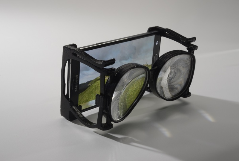Wearality Sky VR/AR glasses
