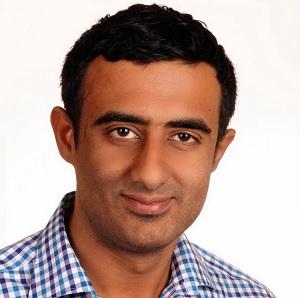 Zain Jaffer, CEO of Vungle.