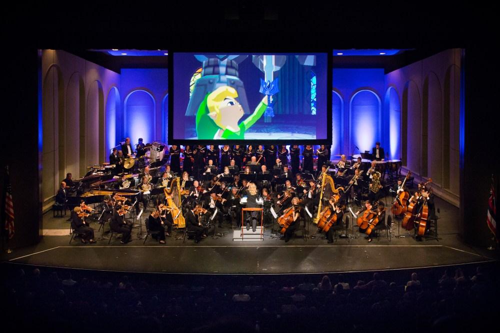 The Legend of Zelda: Symphony of the Goddesses Master Quest
