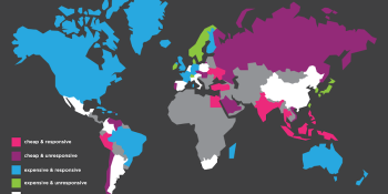 Fetch report on mobile ads: Imagine there are no countries