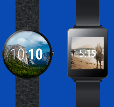Android Wear Photos