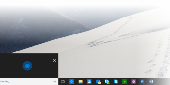 Microsoft releases Windows 10 preview for PCs with Cortana keyboard shortcut, default to filtered Taskbar in virtual desktops