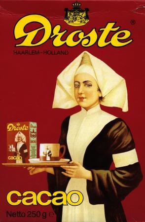 The Droste chocolate box illustrates recursion.