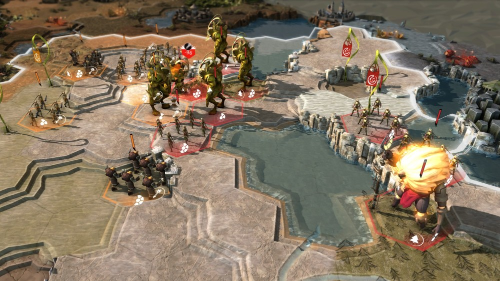 Endless Legend is Amplitude's fantasy game.
