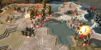 Sega buys Amplitude Studios and its hit Endless strategy-game series