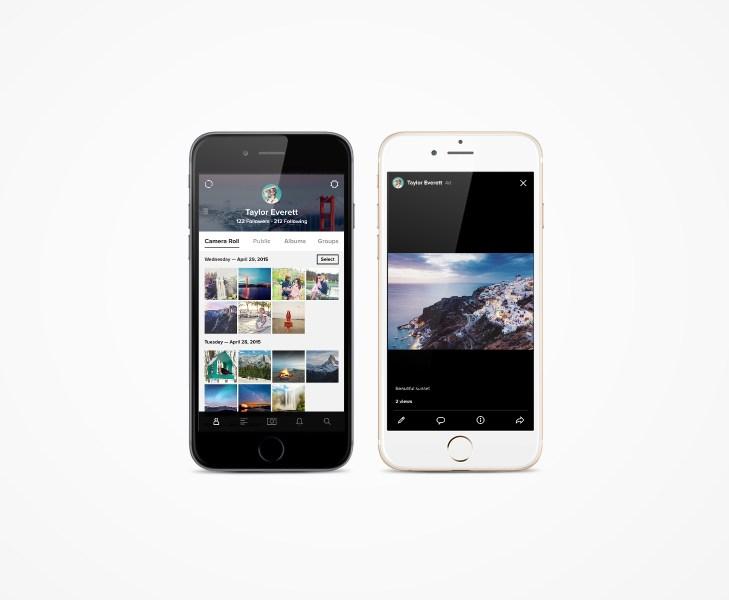 Flickr_iPhone_Camera Roll_Lightbox
