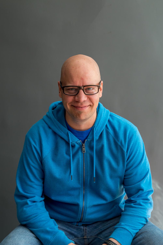Jami Laes, cofounder of Futureplay Games