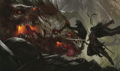 Rage of Demons brings renowned D&D hero Drizzt Do'Urden to