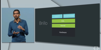 Google announces Brillo OS and Weave protocol for the Internet of Things