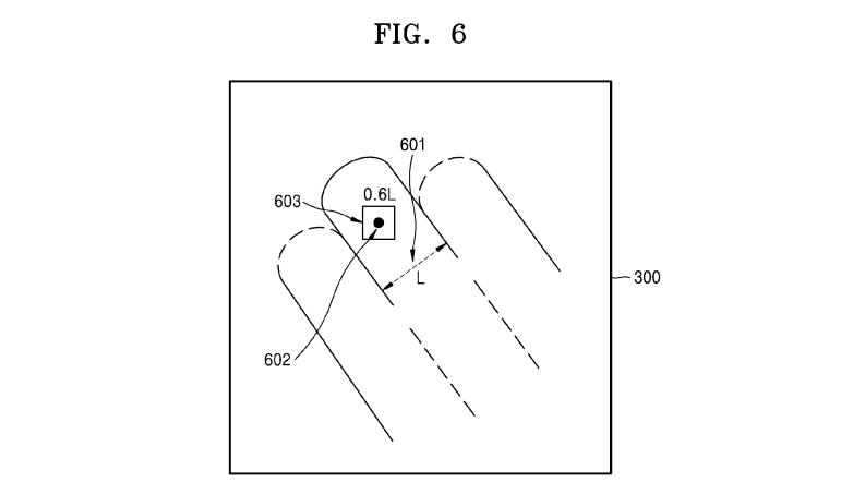 Samsung patents a fingerprint reader that you don't have