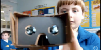 Google announces Cardboard Expeditions to let teachers take classes on field trips