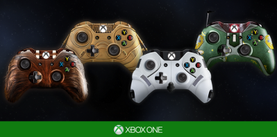 Xbox UK Celebrates May 4 With These Cool Star Wars Controller Concepts