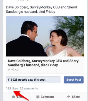 Facebook Needs a Sympathy Button