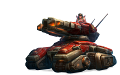 Sgt. Hammer Heroes of the Storm