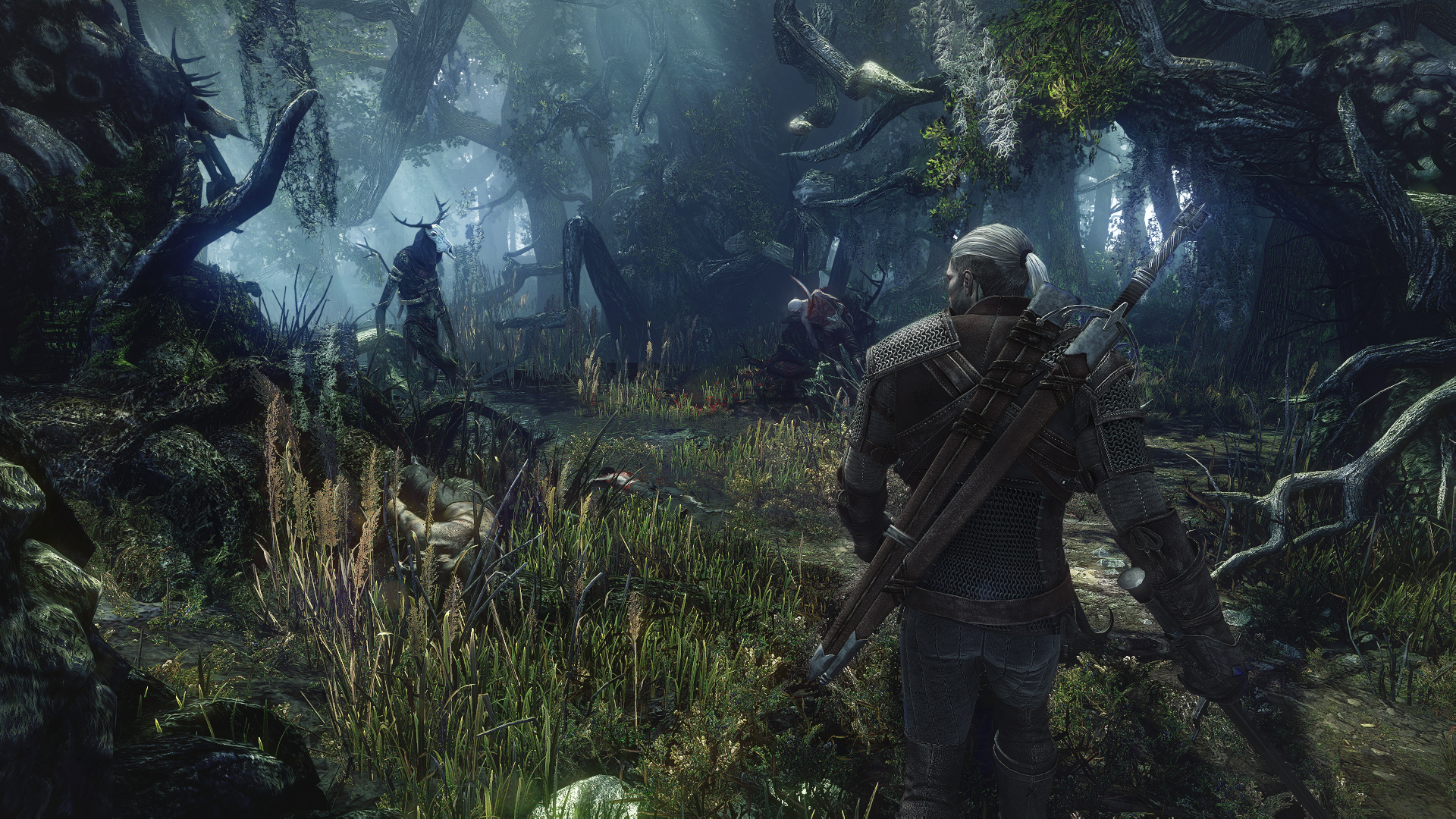 The few times you will die in the Witcher 3, it's due to a lacked of preparedness.