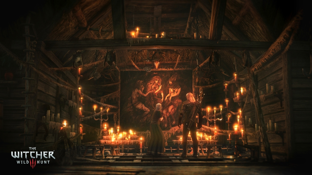 The best characters in the Witcher 3 often come from unexpected places.