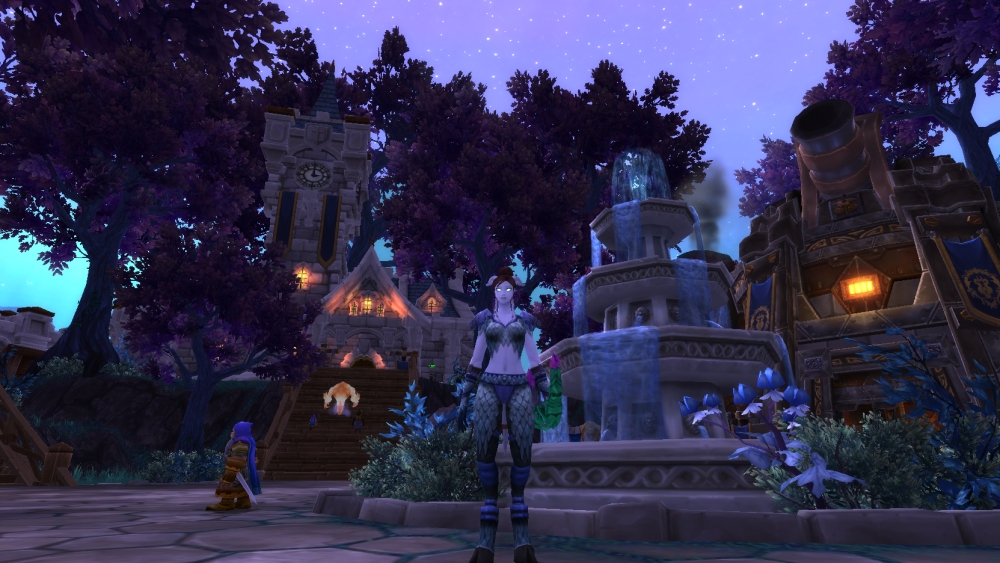 World of Warcraft garrison