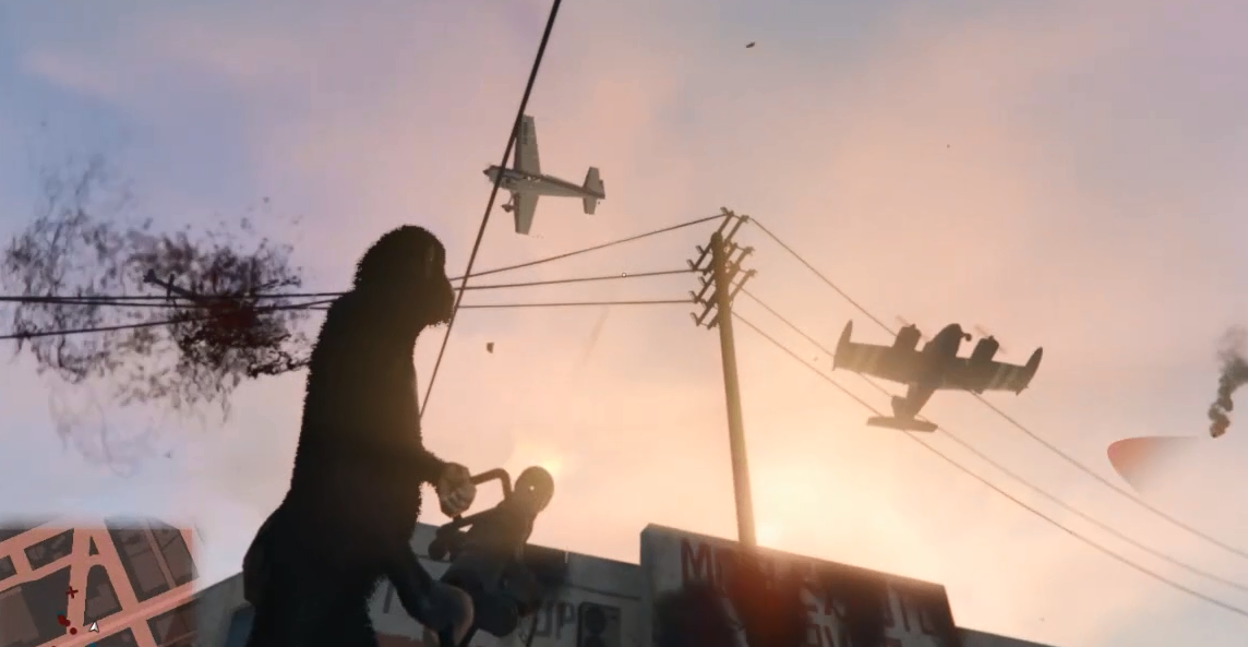 Grand Theft Auto V mods weekly 3: Vehicle cannon, angry