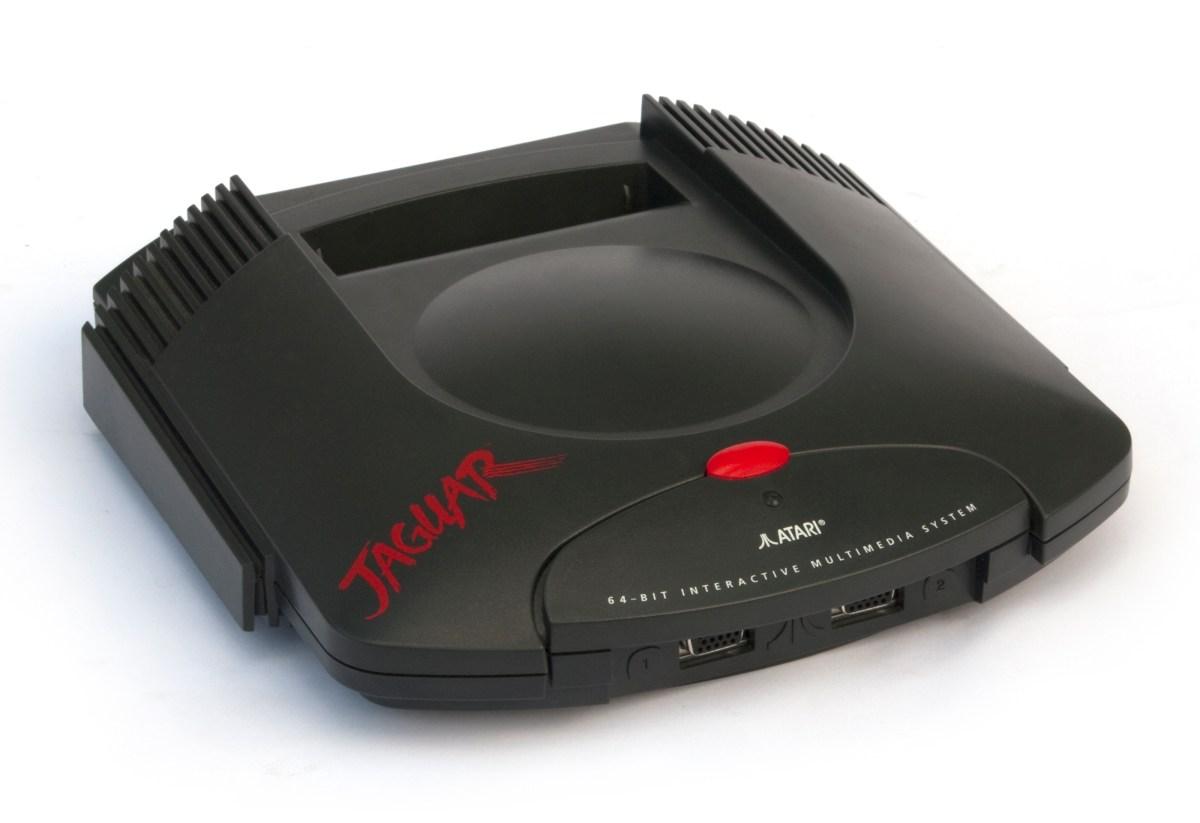The Atari Jaguar.