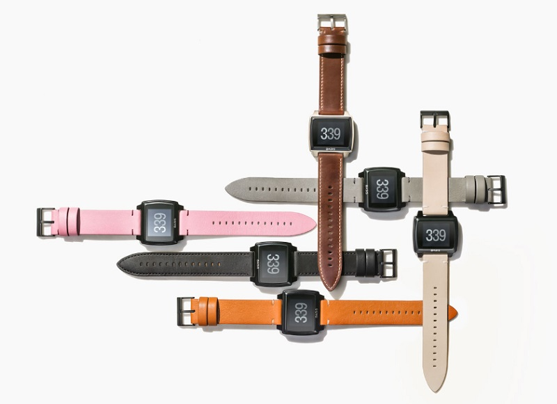 Basis Peak leather bands