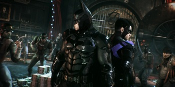 Warner Bros. is dropping free Batman games into eligible Steam accounts