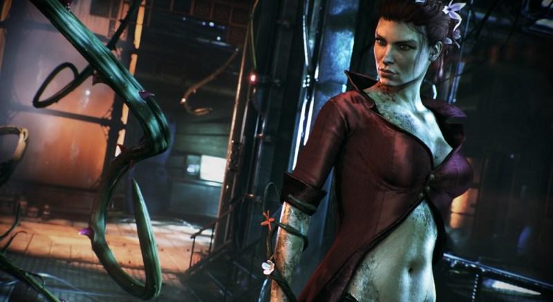 Poison Ivy in Batman: Arkham Knight