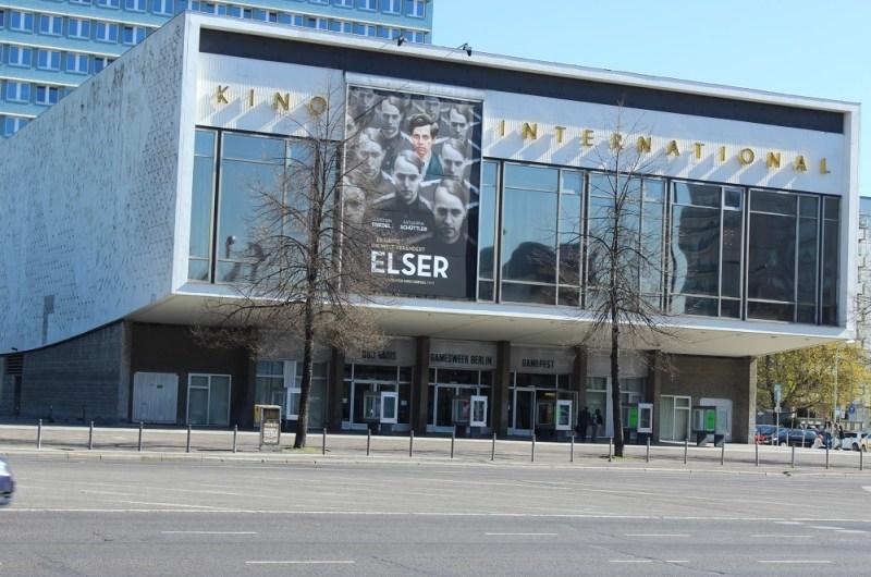 The Kino International theater where Quo Vadis took place.