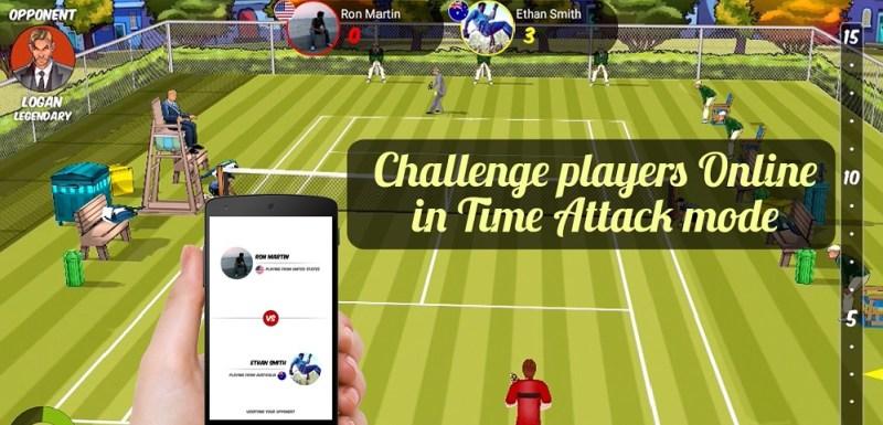 Motion Tennis on Chromecast.