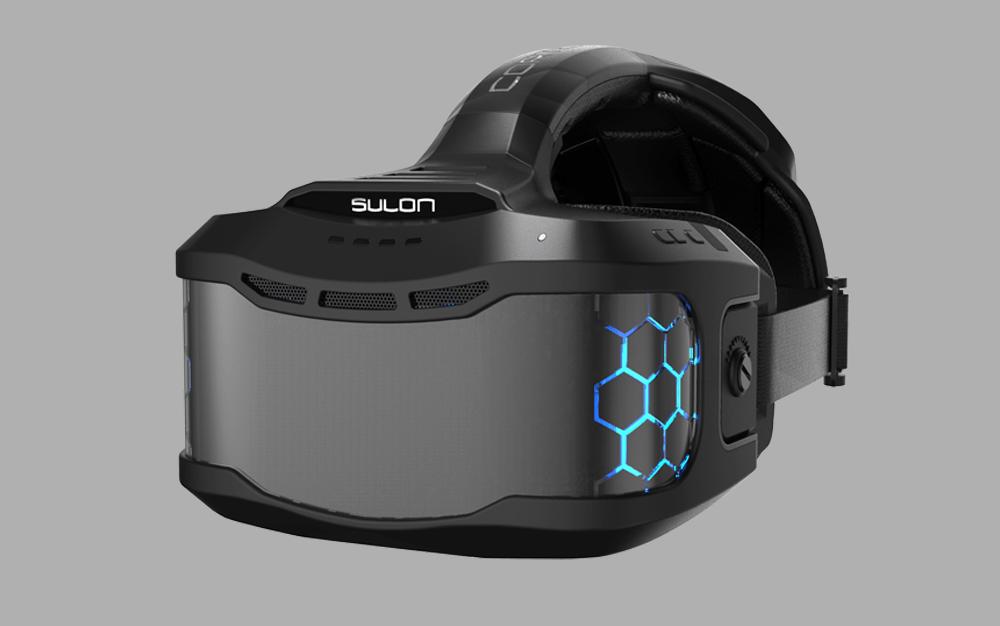 Cortex AR/VR Headset