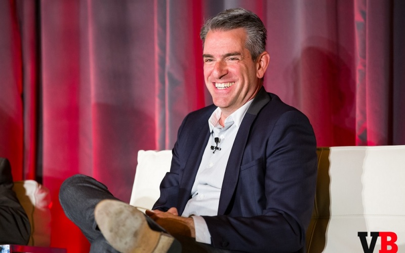 David Haddad, executive vice president of Warner Bros.' game business, at GamesBeat Summit 2015.