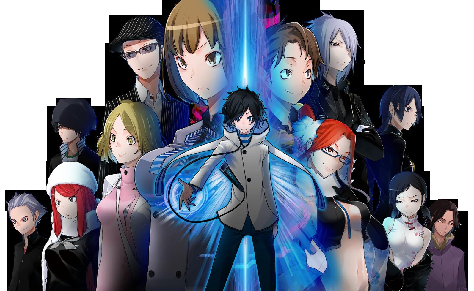 Devil Survivor 2 Anime Characters : Devil survivor record breaker s additions make this ds