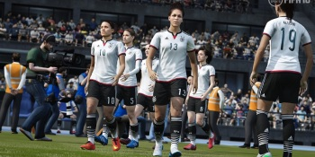 How female characters in FIFA led to a diversity movement at EA