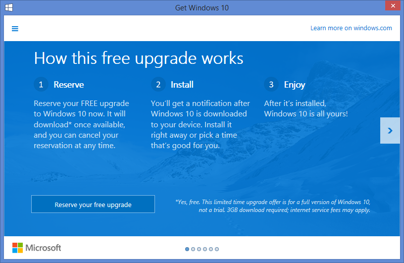 Microsoft starts prompting Windows 7 and Windows 8 users ...
