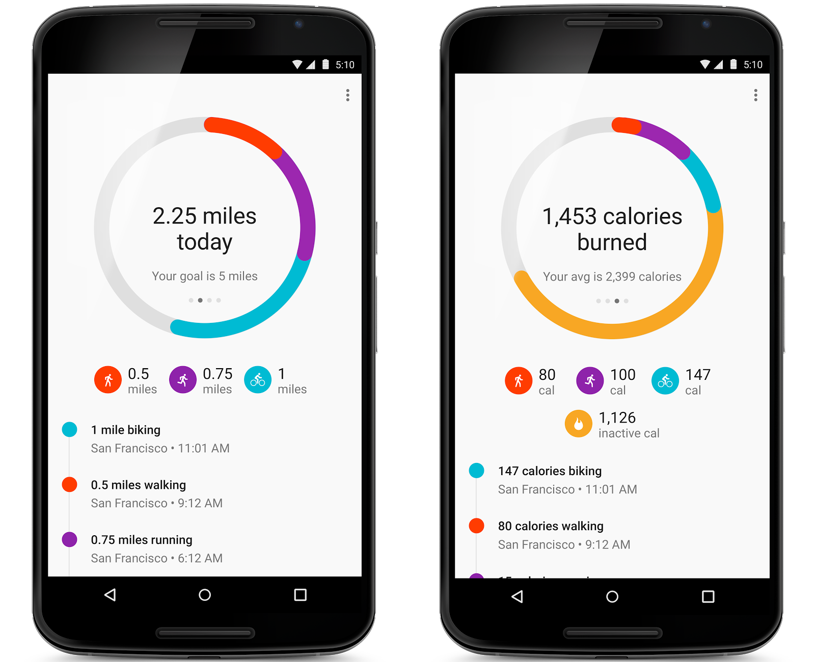 google_fit_distance_calories