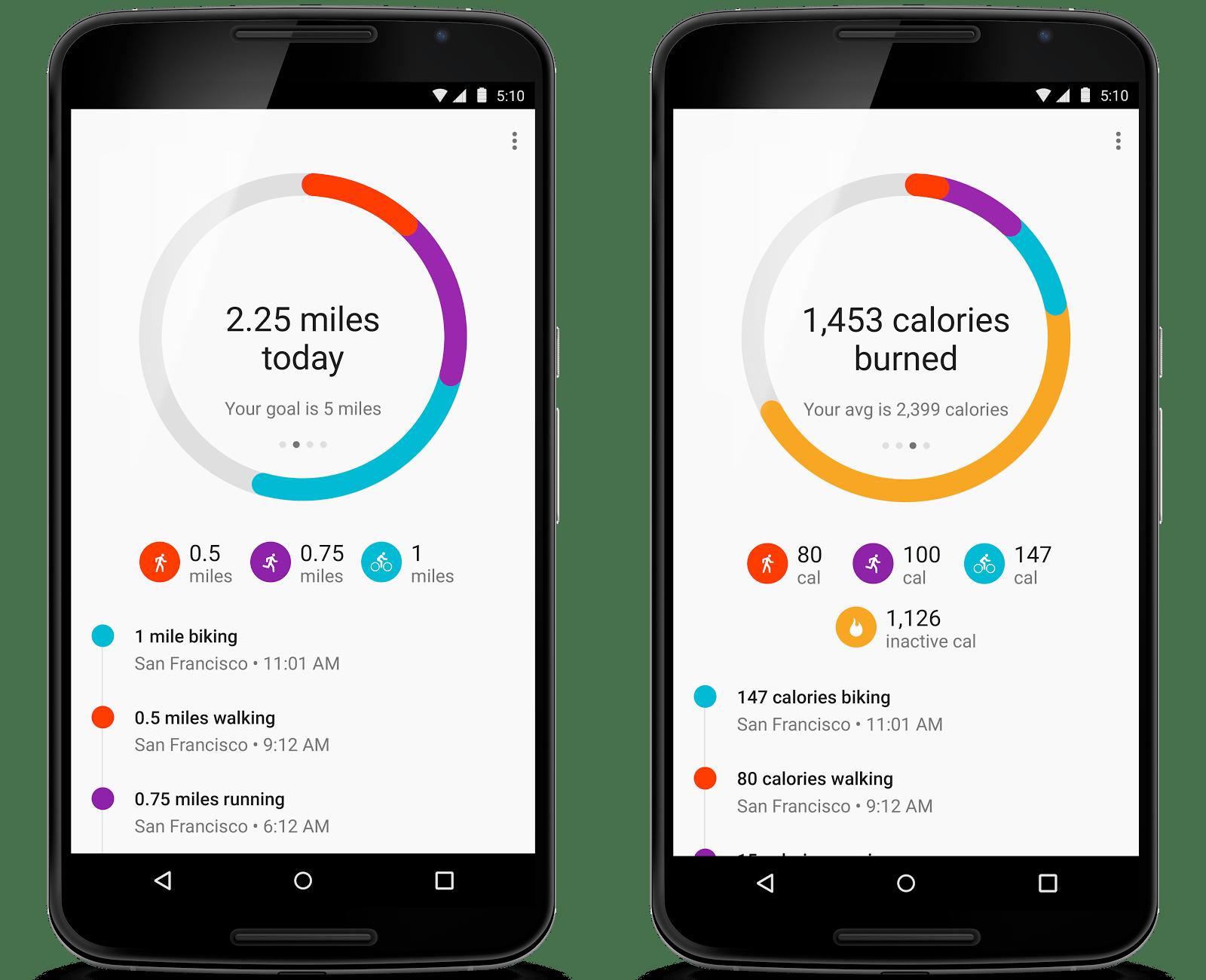 google_fit_distance_calories