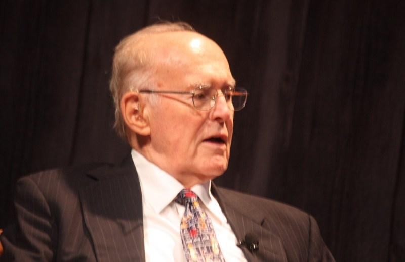 Gordon Moore, chairman emeritus of Intel.